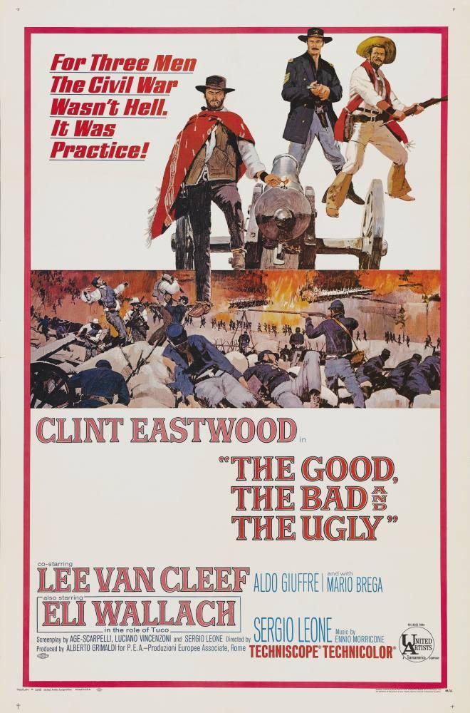 The Good, The Bad, The Ugly  Movie Poster, Movie Poster, Poster Satış, all posters, kanvas tablo, canvas print sales