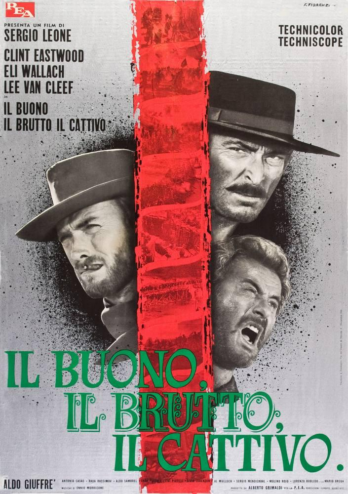 The Good, The Bad, The Ugly  Movie Poster 3, Movie Poster, Poster Satış, all posters, kanvas tablo, canvas print sales