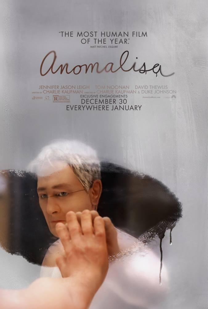 Anomalisa Film Posteri, Film Posteri, Poster Satış, all posters, kanvas tablo, canvas print sales