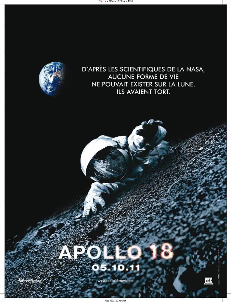 Apollo 18 Movie Poster, Movie Poster, Poster Satış, all posters, kanvas tablo, canvas print sales