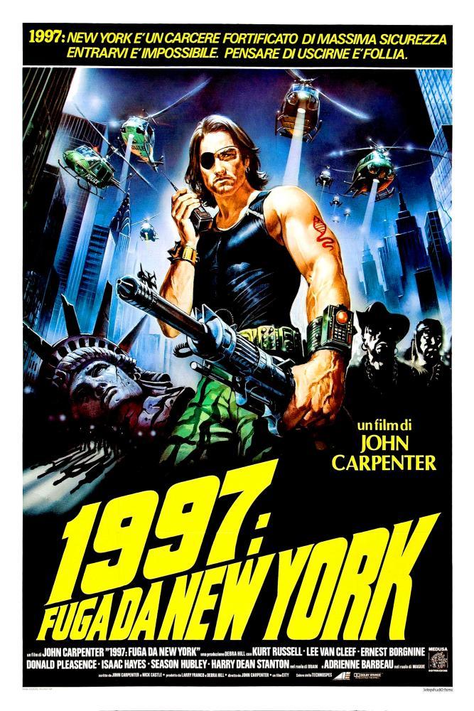 Escape From New York Movie Poster, Movie Poster, Poster Satış, all posters, kanvas tablo, canvas print sales