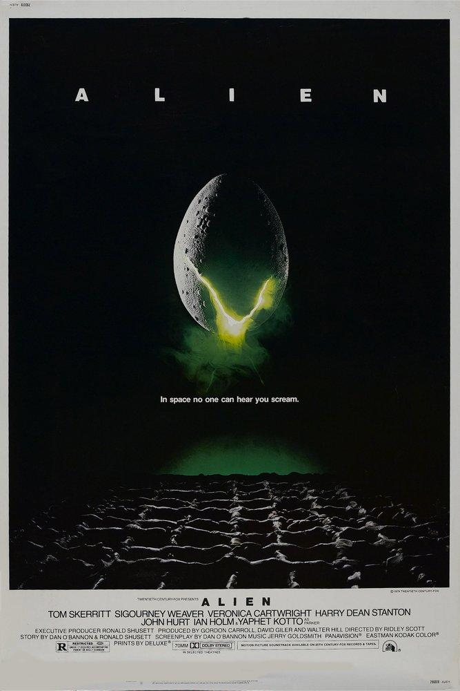 Alien Film Posteri, Film Posteri, Poster Satış, all posters, kanvas tablo, canvas print sales
