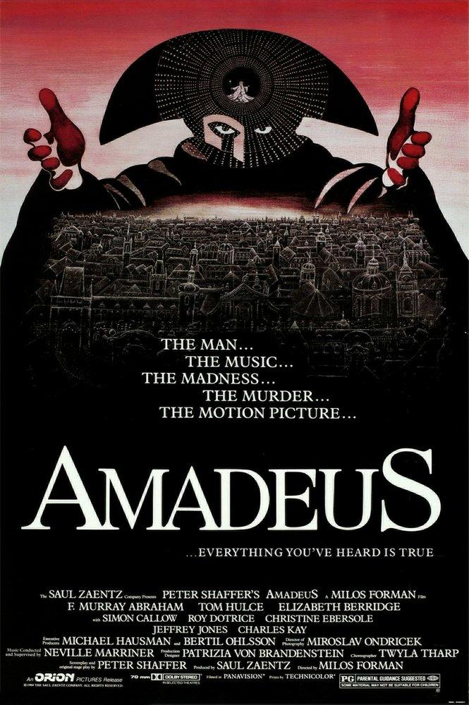 Amadeus Film Posteri, Film Posteri, Poster Satış, all posters, kanvas tablo, canvas print sales