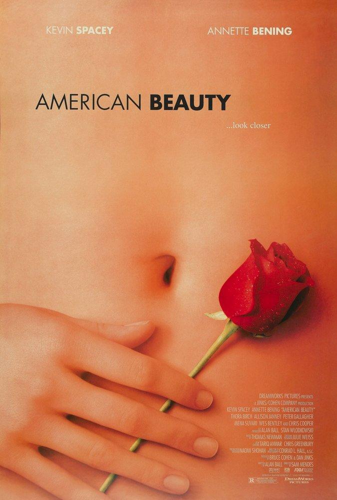 American Beauty Movie Poster, Movie Poster, Poster Satış, all posters, kanvas tablo, canvas print sales