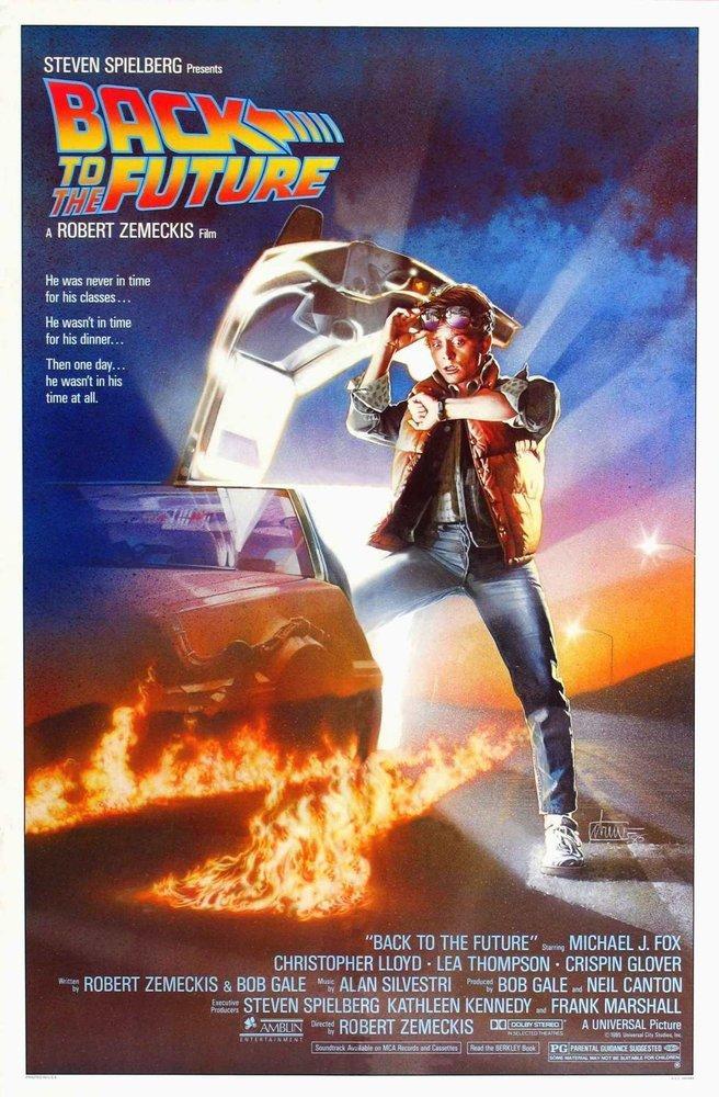 Back to The Future Movie Poster, Movie Poster, Poster Satış, all posters, kanvas tablo, canvas print sales