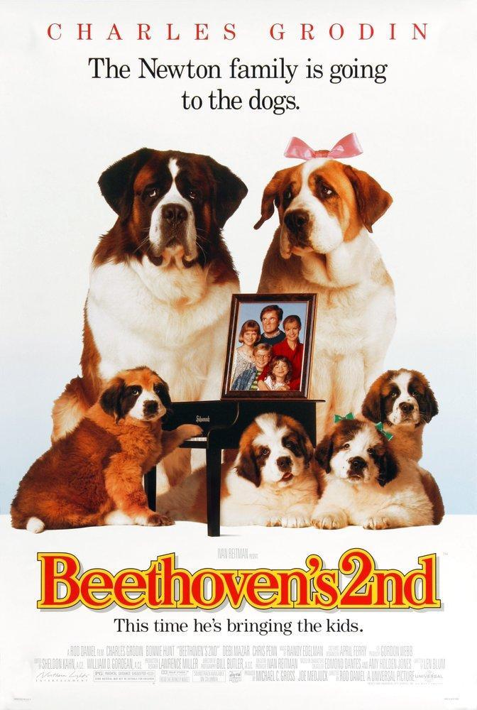 Beethoven Film Posteri 2, Film Posteri, Poster Satış, all posters, kanvas tablo, canvas print sales