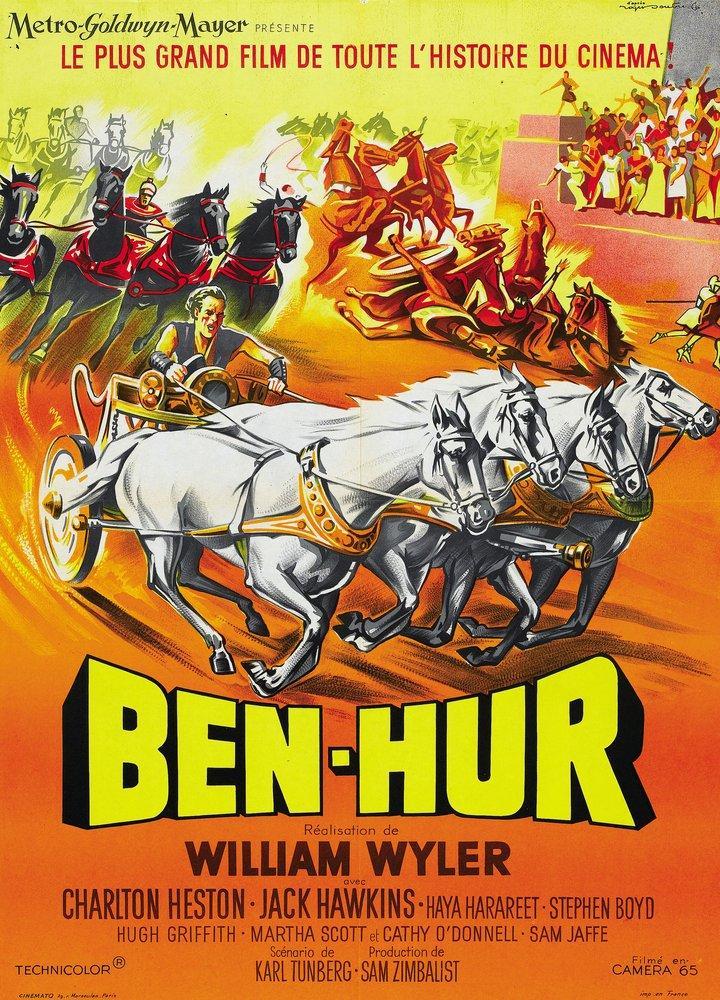 Ben Hur Film Posteri, Film Posteri, Poster Satış, all posters, kanvas tablo, canvas print sales