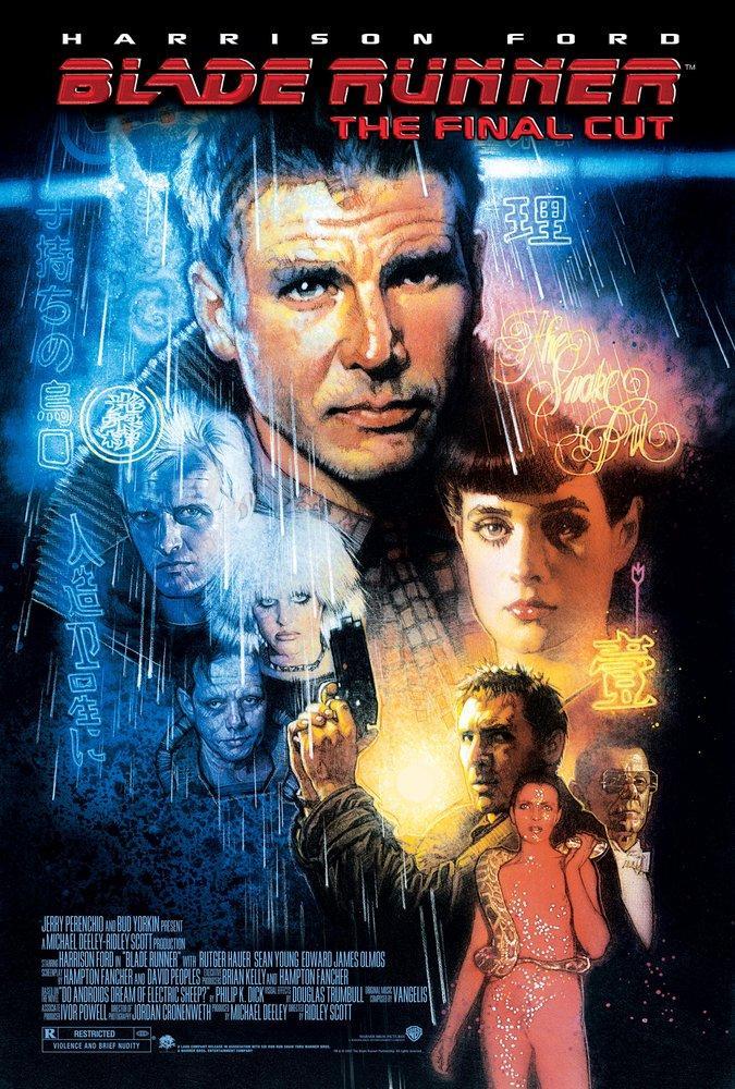 Blade Runner Movie Poster 2, Movie Poster, Poster Satış, all posters, kanvas tablo, canvas print sales