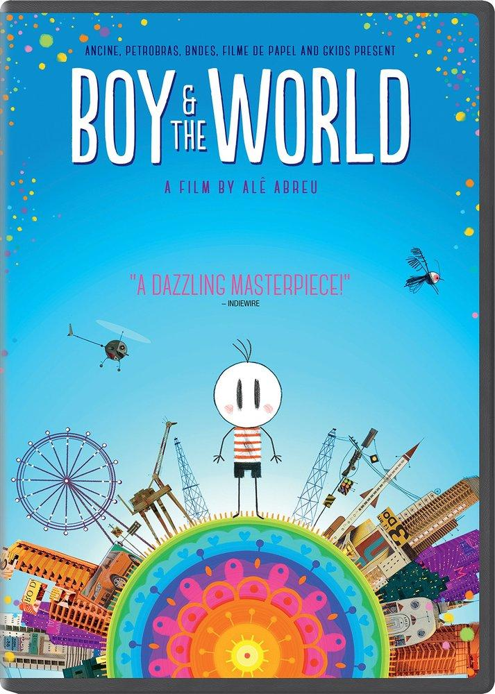 Boy and The World Movie Poster, Movie Poster, Poster Satış, all posters, kanvas tablo, canvas print sales