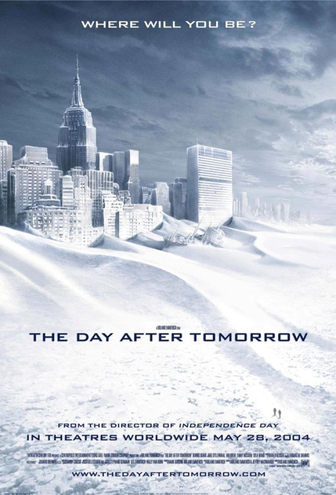 The Day After Tomorrow Movie Poster, Movie Poster, Poster Satış, all posters, kanvas tablo, canvas print sales