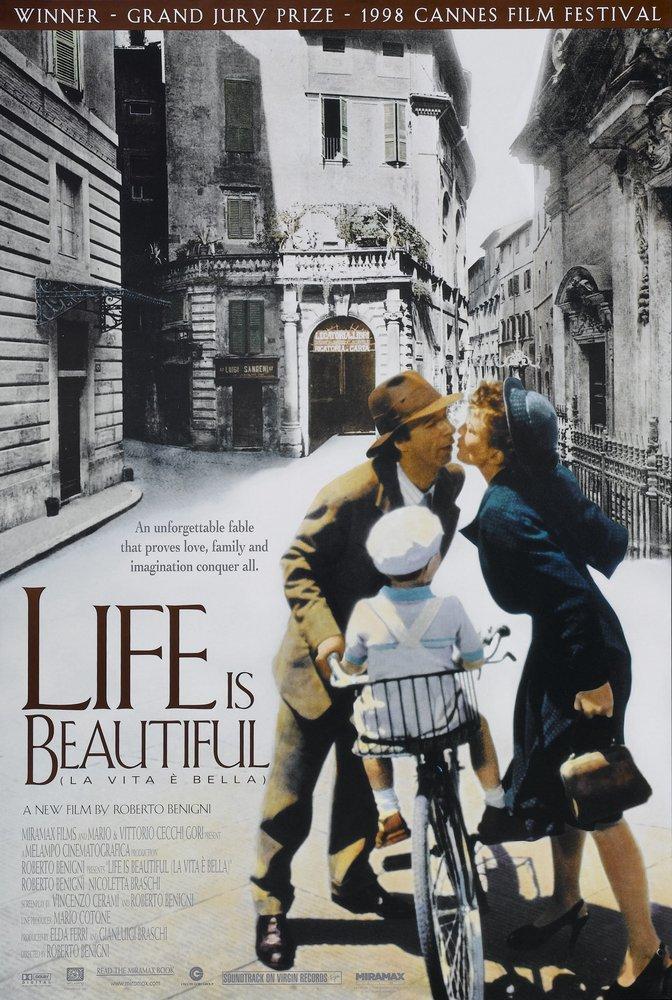 Life is Beautiful Movie Poster 2, Movie Poster, Poster Satış, all posters, kanvas tablo, canvas print sales