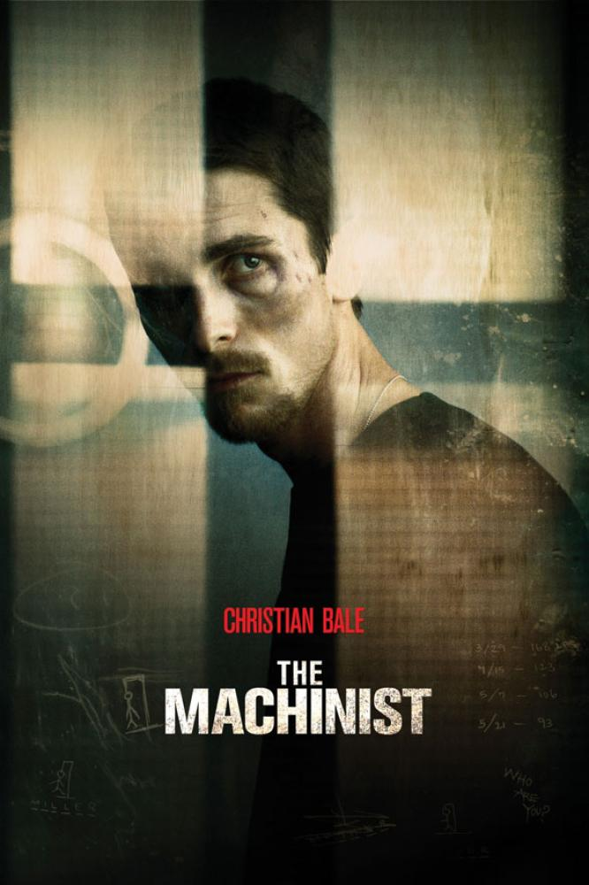 The Machinist Movie Poster, Movie Poster, Poster Satış, all posters, kanvas tablo, canvas print sales