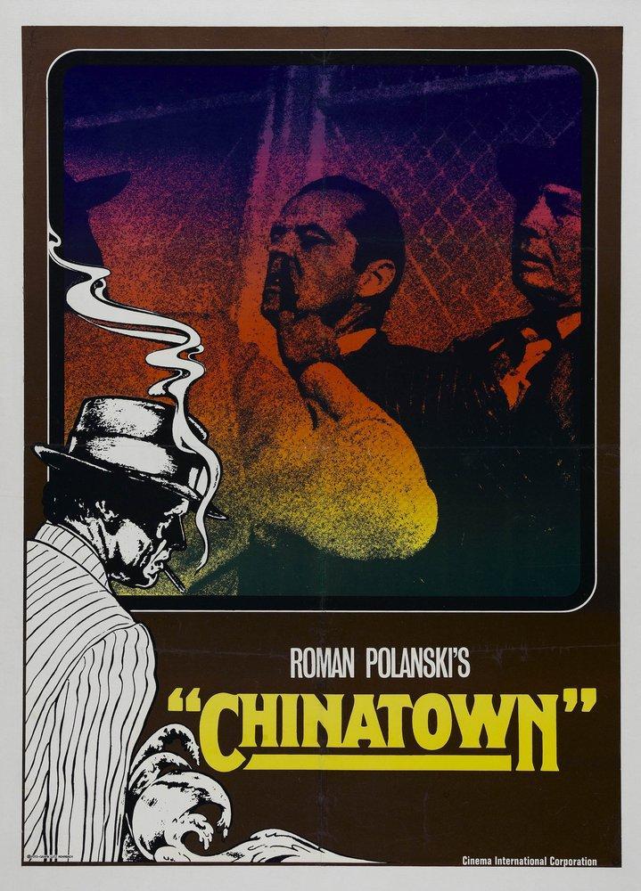 Chinatown Movie Poster 2, Movie Poster, Poster Satış, all posters, kanvas tablo, canvas print sales