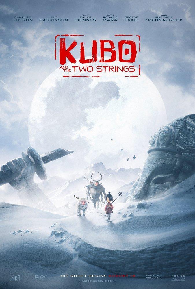Kubo Movie Poster, Movie Poster, Poster Satış, all posters, kanvas tablo, canvas print sales