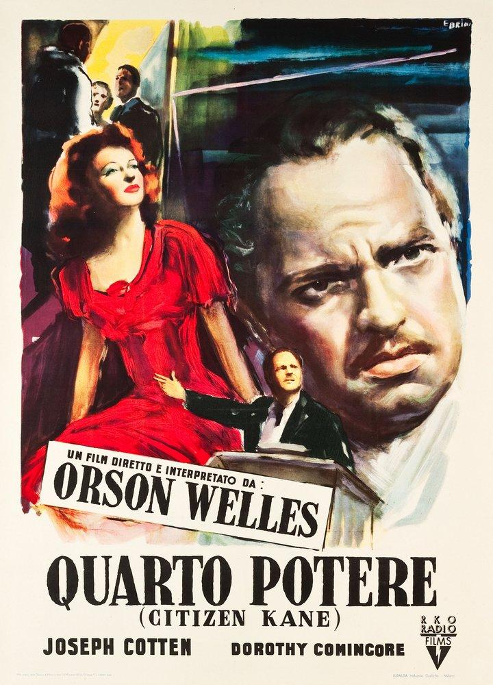 Citizen Kane Movie Poster, Movie Poster, Poster Satış, all posters, kanvas tablo, canvas print sales