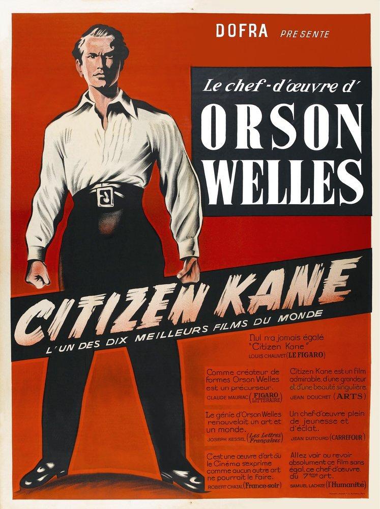 Citizen Kane Movie Poster 2, Movie Poster, Poster Satış, all posters, kanvas tablo, canvas print sales