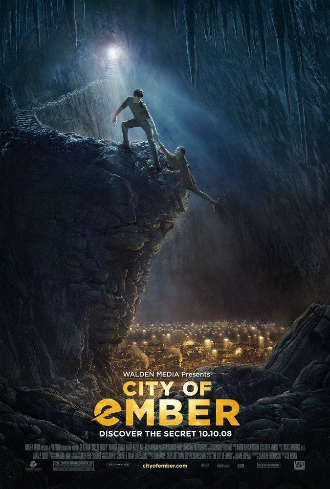 City of Ember Movie Poster, Movie Poster, Poster Satış, all posters, kanvas tablo, canvas print sales