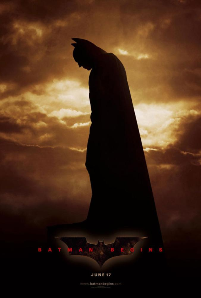 Batman Begins Movie Poster, Movie Poster, Poster Satış, all posters, kanvas tablo, canvas print sales