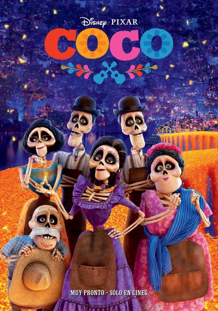 Coco Fim Posteri 3, Film Posteri, Poster Satış, all posters, kanvas tablo, canvas print sales
