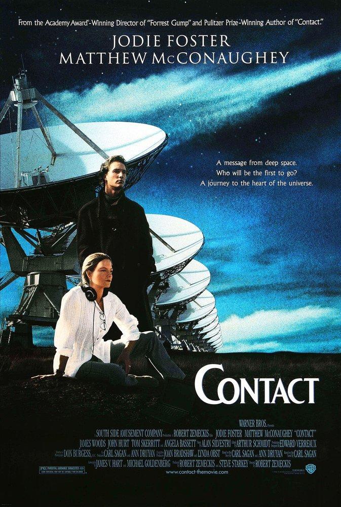 Mesaj (Contact) Film Posteri, Film Posteri, Poster Satış, all posters, kanvas tablo, canvas print sales