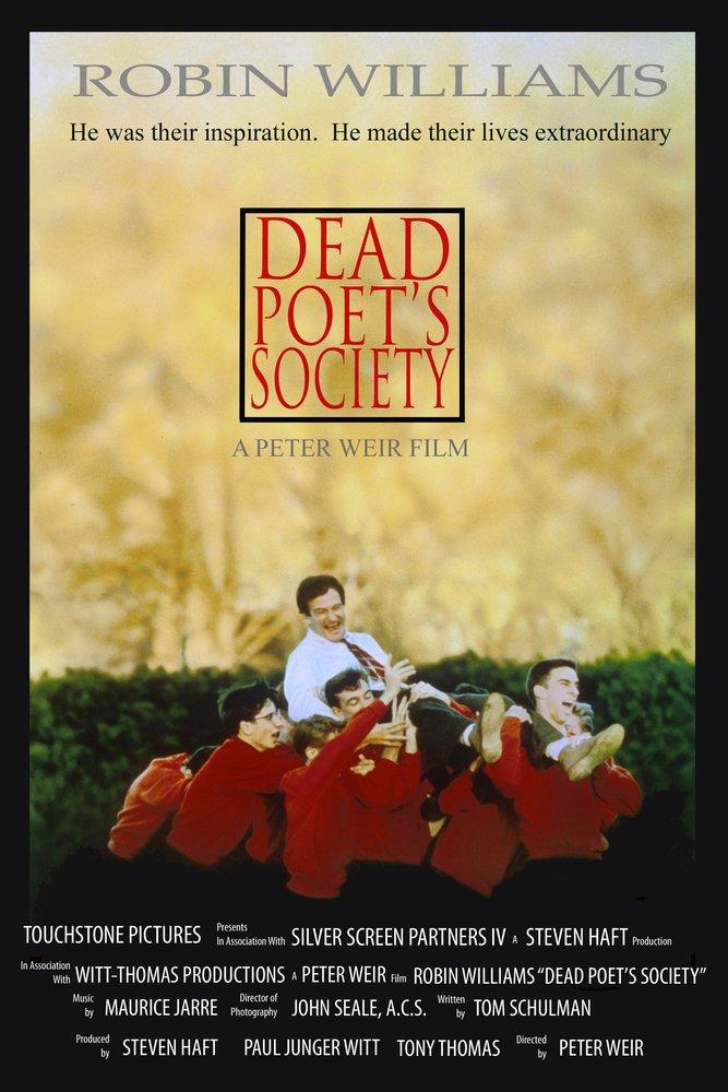 Dead Poets Society Movie Poster, Movie Poster, Poster Satış, all posters, kanvas tablo, canvas print sales