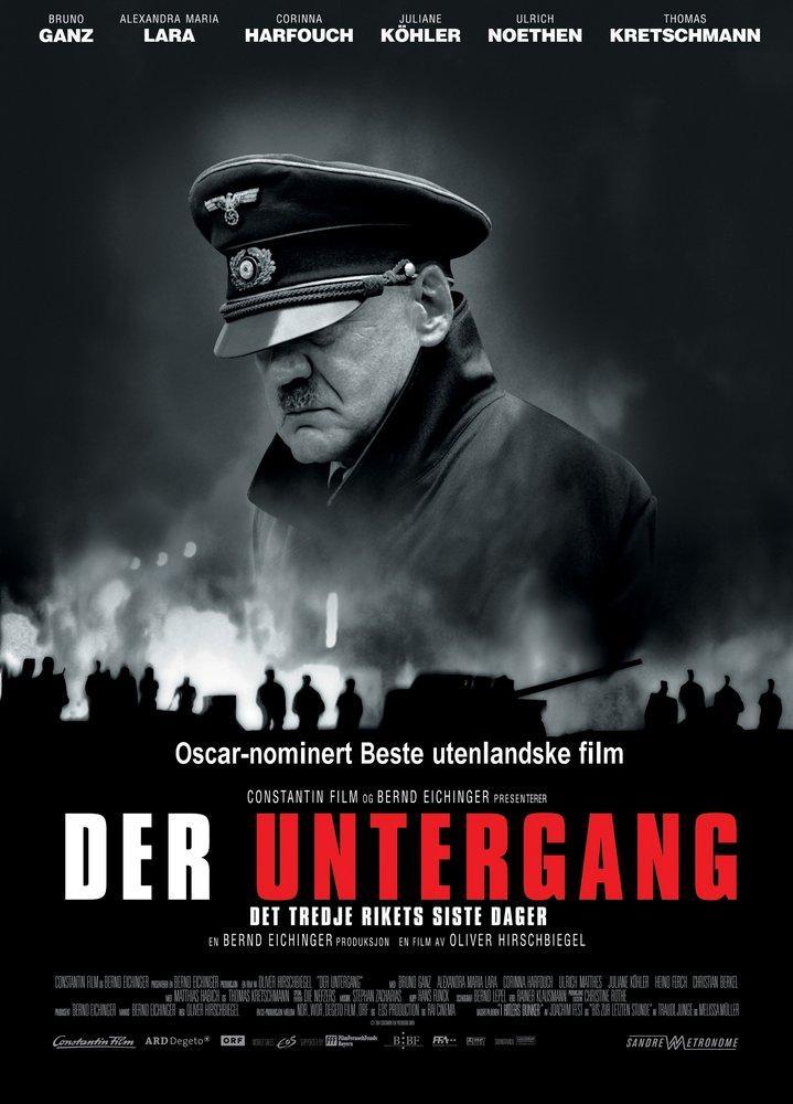 Downfall, Der Untergang Movie Poster, Movie Poster, Poster Satış, all posters, kanvas tablo, canvas print sales