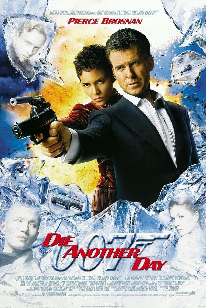 James Bond 007, Die Another Day Movie Poster, Movie Poster, Poster Satış, all posters, kanvas tablo, canvas print sales