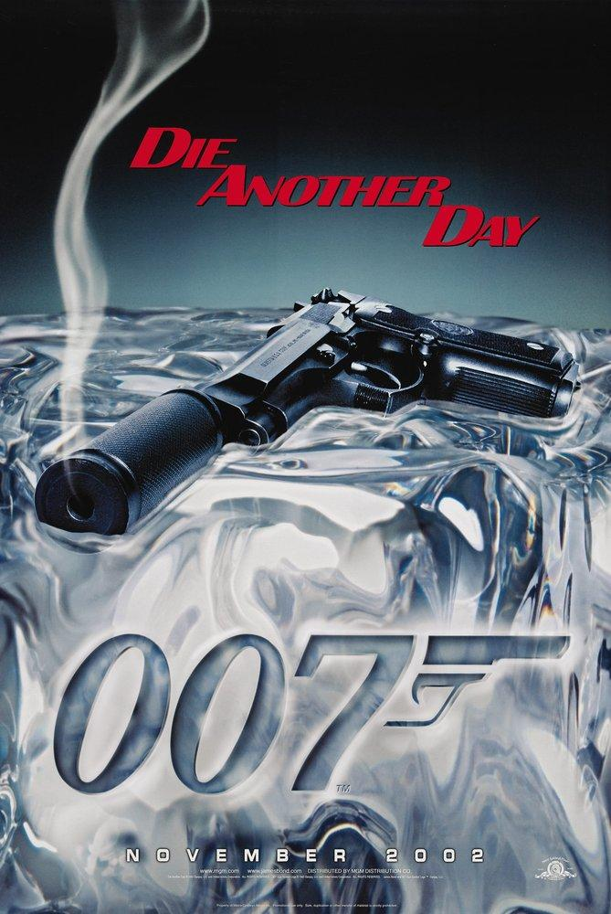 James Bond 007, Die Another Day Movie Poster 2, Movie Poster, Poster Satış, all posters, kanvas tablo, canvas print sales