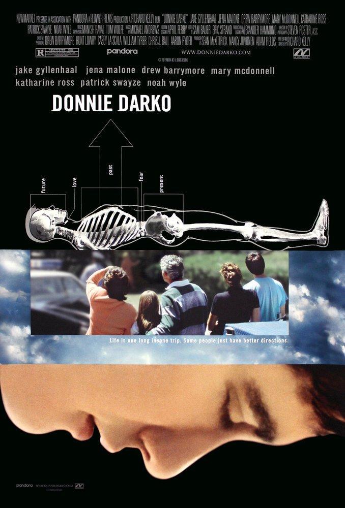 Donnie Darko Movie Poster, Movie Poster, Poster Satış, all posters, kanvas tablo, canvas print sales