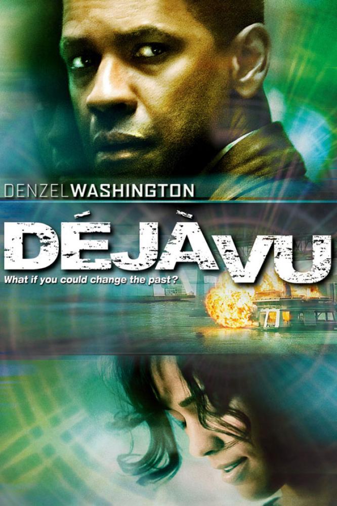 Deja Vu Movie Poster, Movie Poster, Poster Satış, all posters, kanvas tablo, canvas print sales