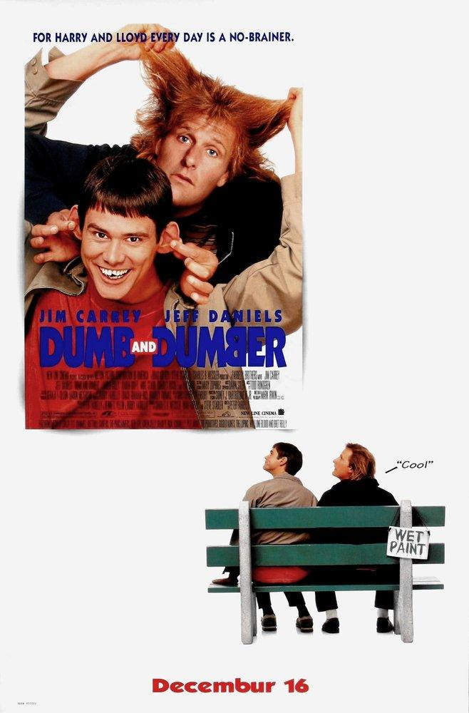 Dume and Dumber Movie Poster, Movie Poster, Poster Satış, all posters, kanvas tablo, canvas print sales