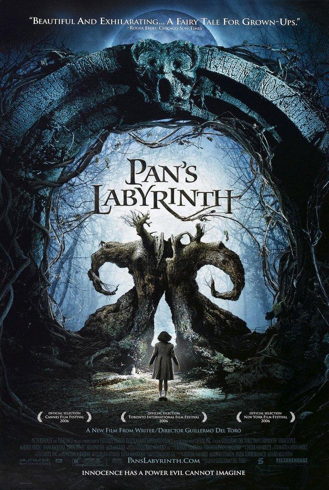 Pan ın Labirenti Film Posteri, Film Posteri, Poster Satış, all posters, kanvas tablo, canvas print sales