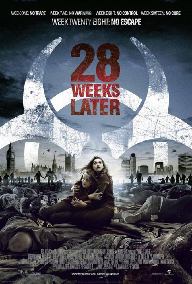 28 Weeks Later Movie Poster, Movie Poster, Poster Satış, all posters, kanvas tablo, canvas print sales