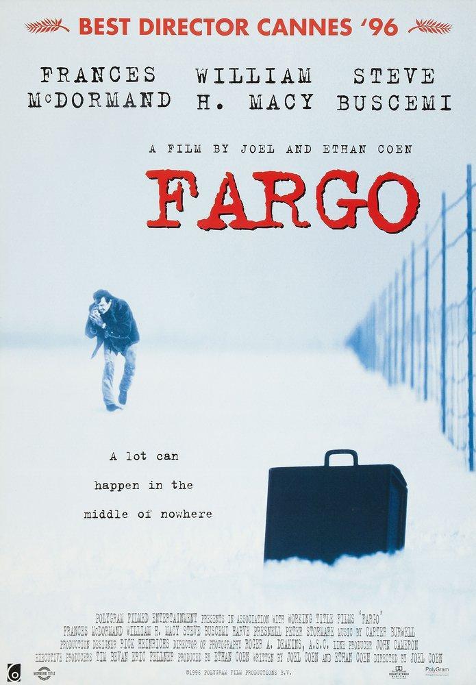 Fargo Movie Poster, Movie Poster, Poster Satış, all posters, kanvas tablo, canvas print sales