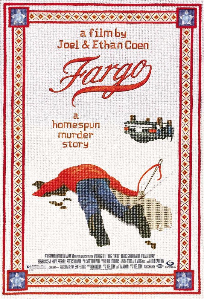 Fargo Movie Poster 2, Movie Poster, Poster Satış, all posters, kanvas tablo, canvas print sales