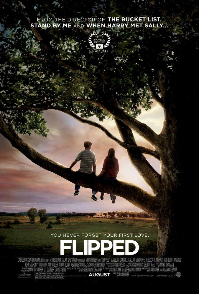Flipped Movie Poster, Movie Poster, Poster Satış, all posters, kanvas tablo, canvas print sales