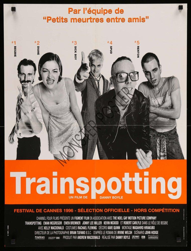 Trainspotting Film Posteri, Film Posteri, Poster Satış, all posters, kanvas tablo, canvas print sales
