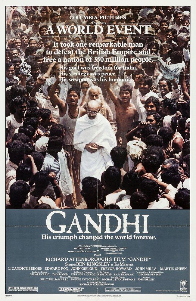 Gandhi Film Posteri 2, Film Posteri, Poster Satış, all posters, kanvas tablo, canvas print sales