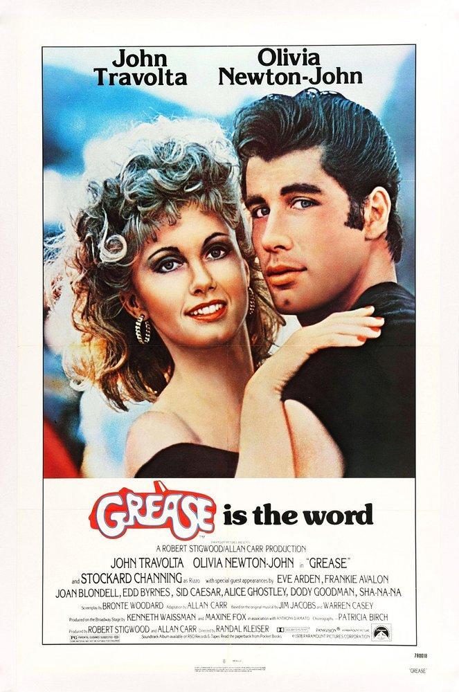 Grease Film Vintage Posteri, Film Posteri, Poster Satış, all posters, kanvas tablo, canvas print sales