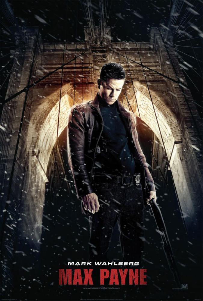 Max Payne Film Posteri, Film Posteri, Poster Satış, all posters, kanvas tablo, canvas print sales