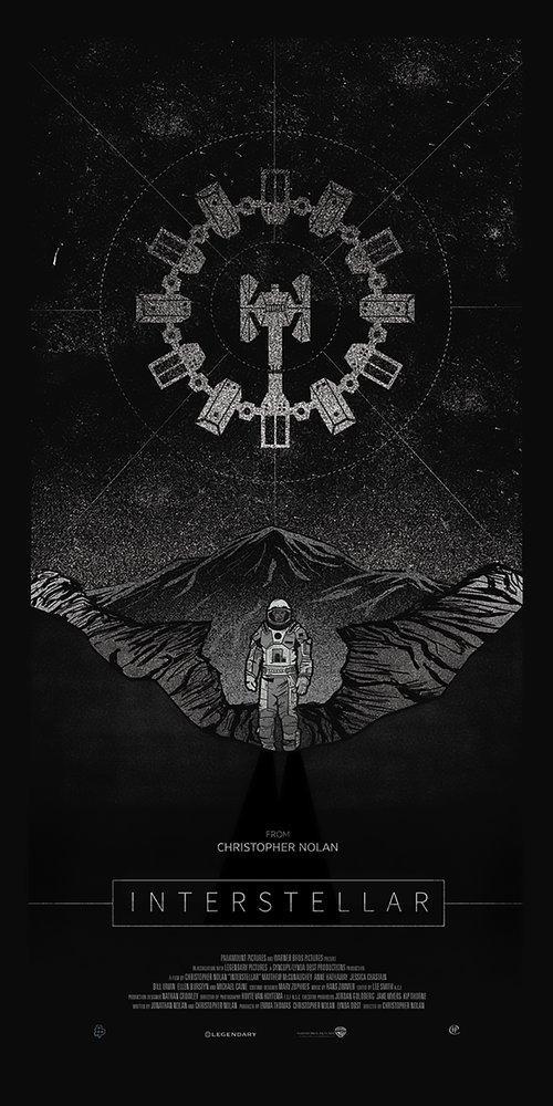 Interstellar Movie Poster 2, Movie Poster, Poster Satış, all posters, kanvas tablo, canvas print sales