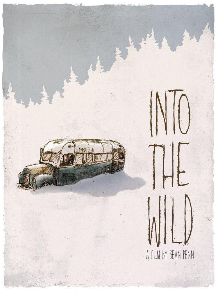 Into the Wild Movie Poster, Movie Poster, Poster Satış, all posters, kanvas tablo, canvas print sales