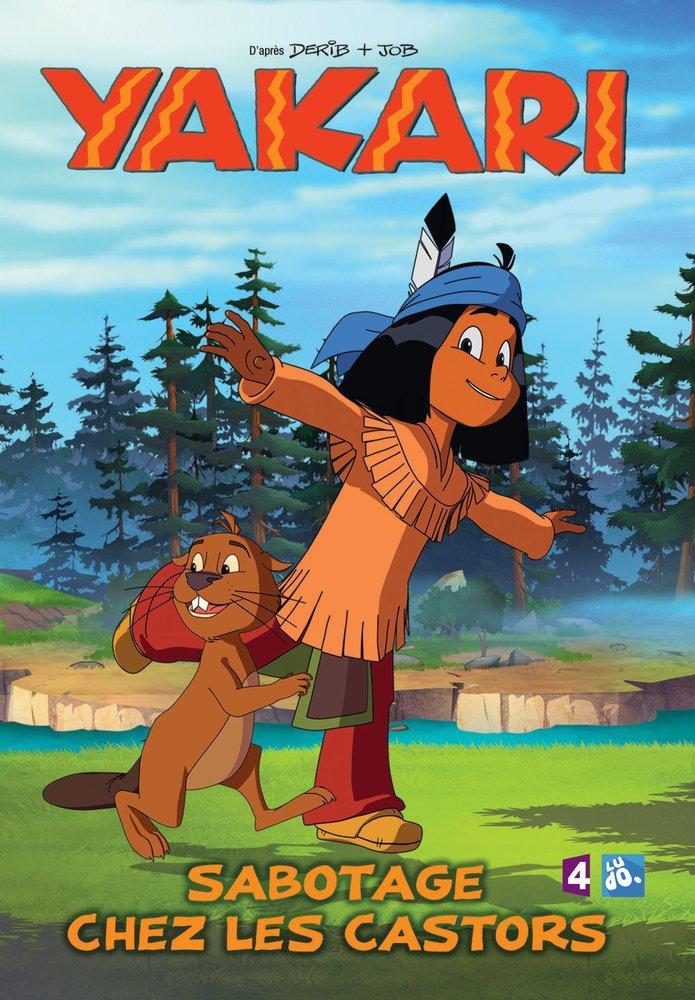 Yakari Cartoon Movie Poster, Movie Poster, Poster Satış, all posters, kanvas tablo, canvas print sales