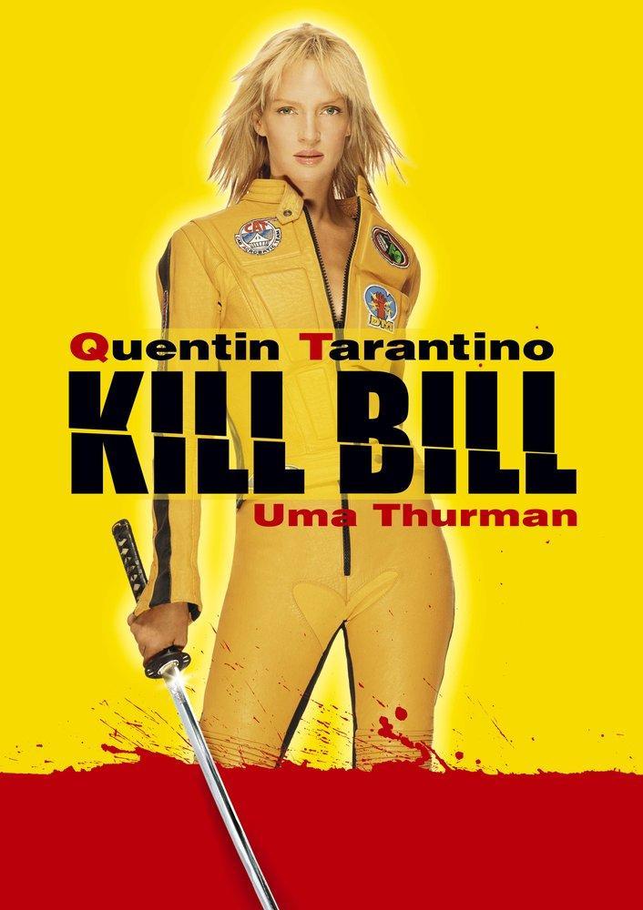 Kill Bill Movie Poster 4, Movie Poster, Poster Satış, all posters, kanvas tablo, canvas print sales