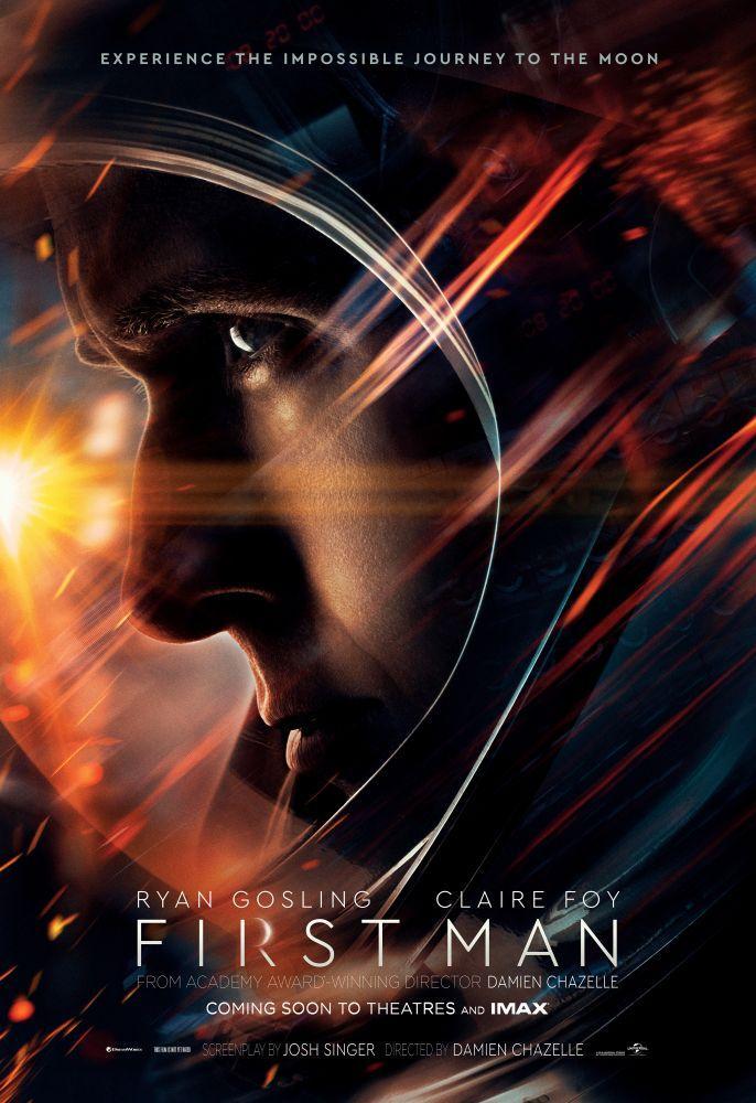 First Man Movie Poster, Movie Poster, Poster Satış, all posters, kanvas tablo, canvas print sales