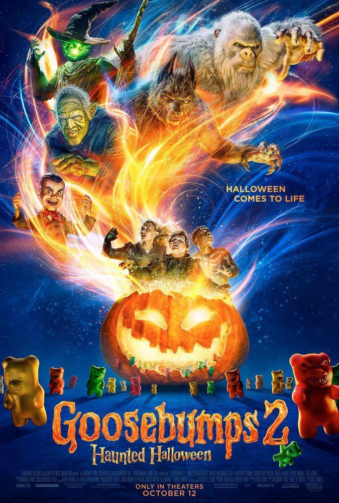 Goosebumps, Canavarlar Çizgi Film Posteri, Film Posteri, Poster Satış, all posters, kanvas tablo, canvas print sales