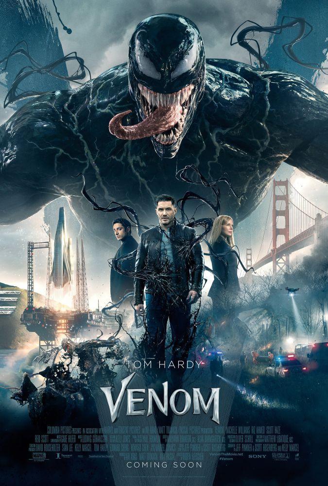 Venom: Zehirli Öfke Film Posteri 2, Film Posteri, Poster Satış, all posters, kanvas tablo, canvas print sales
