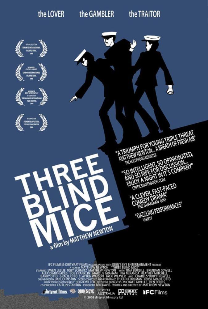 Three Blind Mice Movie Poster, Movie Poster, Poster Satış, all posters, kanvas tablo, canvas print sales