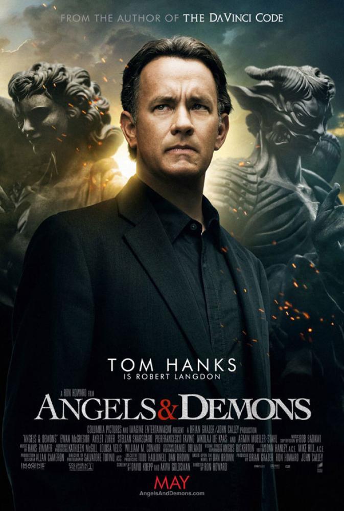 Angels and Demons Movie Poster, Movie Poster, Poster Satış, all posters, kanvas tablo, canvas print sales