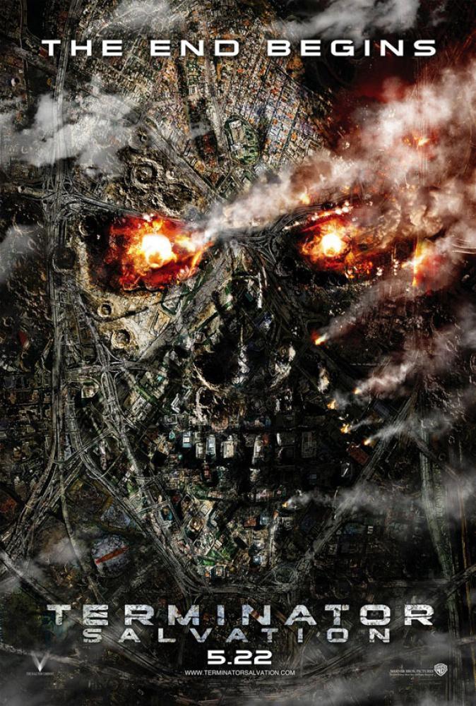 Terminator Salvation Movie Poster, Movie Poster, Poster Satış, all posters, kanvas tablo, canvas print sales